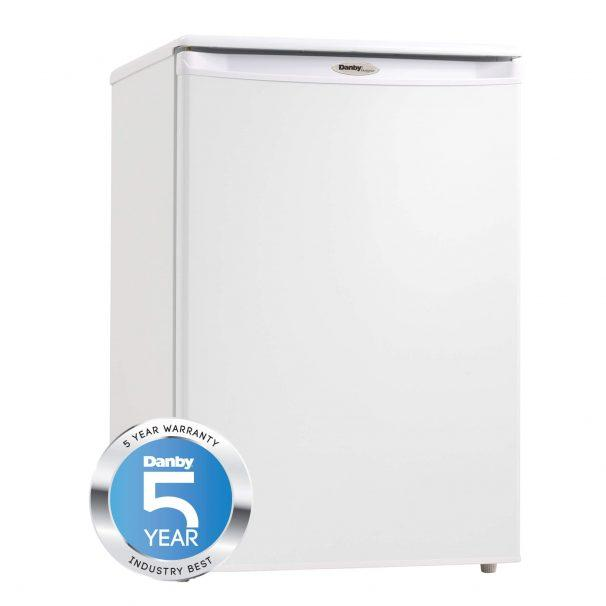 Dufm043a2wdd In White By Danby In North Haven Ct Danby Designer 4 3 Cu Ft Upright Freezer