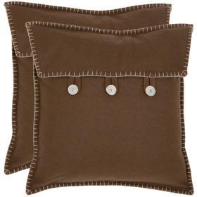 Scudder Pillow - Brown