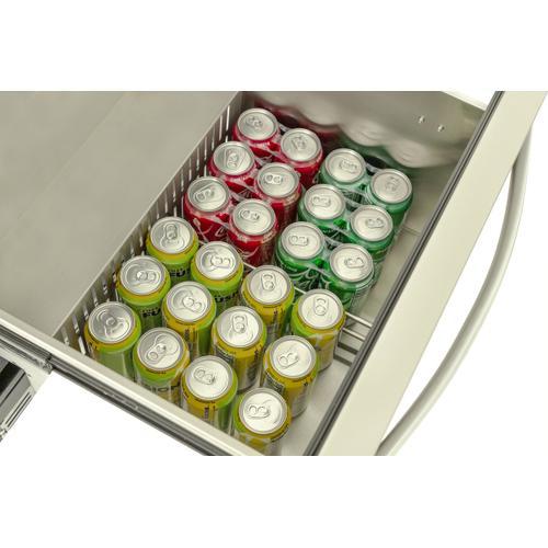 Blaze Double Drawer 5.1 cu. ft. Refrigerator