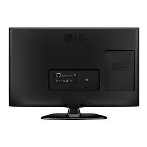 "LG - Full HD 1080p Smart LED TV - 24"" Class (23.8"" Diag)"