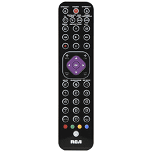 6-Device Ultra-Slim Universal Remote