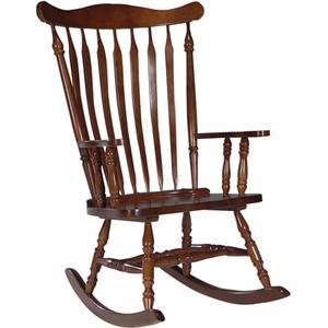 John Thomas Furniture - Colonial Rocker Cherry