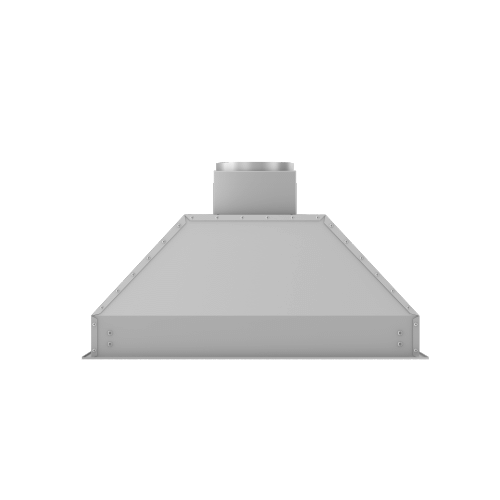 """Zline Kitchen and Bath - ZLINE 34"""" Ducted Wall Mount Range Hood Insert in Outdoor Approved Stainless Steel (698-304) [Size: 40 Inch]"""