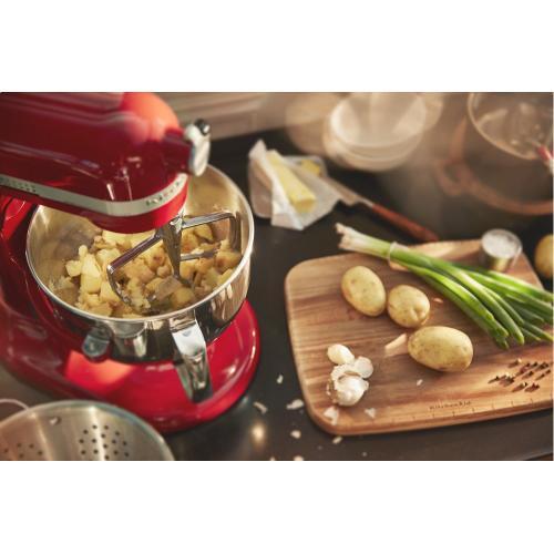 KitchenAid Canada - Professional 600 Series 6 Quart Bowl-Lift Stand Mixer - Empire Red