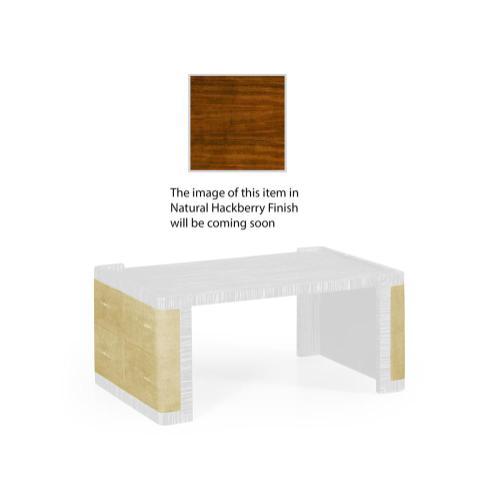 Ivory shagreen bed tray
