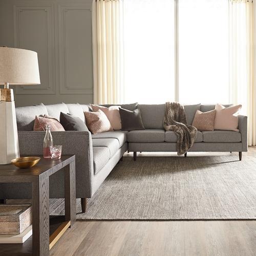 Bassett Furniture - Ariana Large L-Shaped Sectional