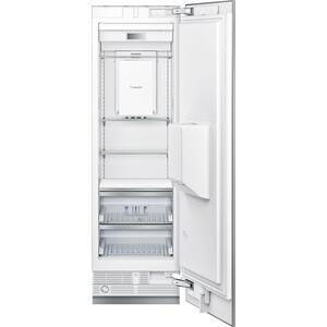 Thermador24-Inch Built-in Panel Ready Freezer Column with Ice & Water Dispenser, Right Side Door Swing
