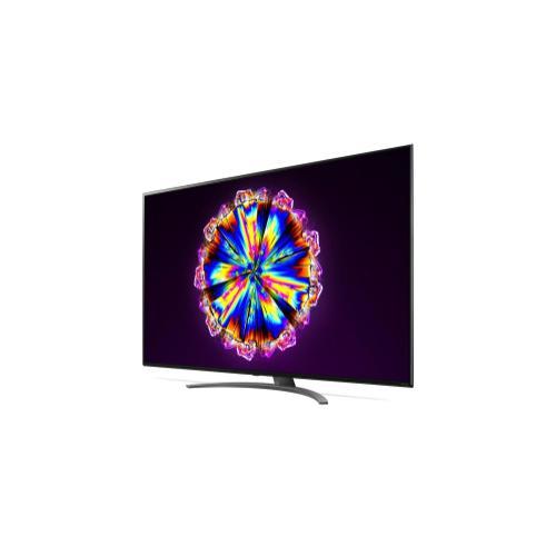LG - LG NanoCell 91 Series 2020 75 inch Class 4K Smart UHD NanoCell TV w/ AI ThinQ® (74.5'' Diag)
