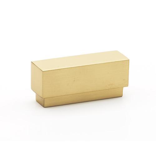 Simplicity Pull A460-15 - Satin Brass