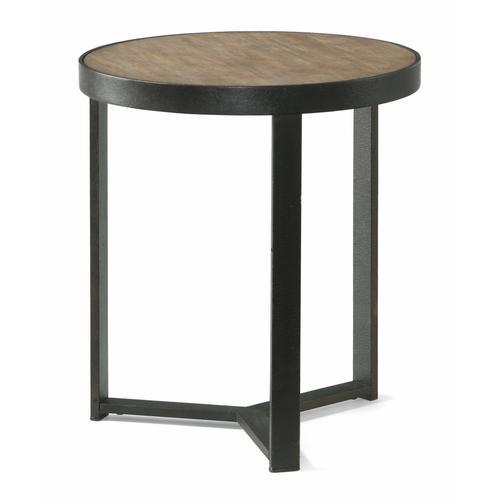 Flexsteel - Carmen Short Bunching Table