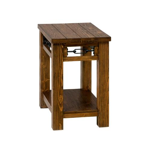 San Marcos Rectangle Chairside Table