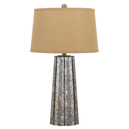 150W Bradenton Glass Table Lamp