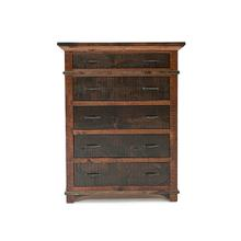 Glen Falls - 5 Drawer Dresser