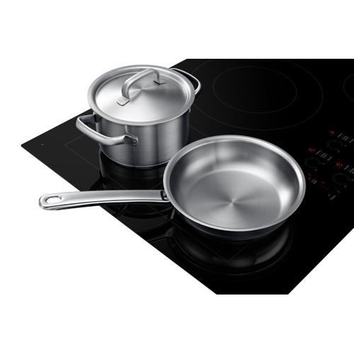 """Dacor - Transitional 30"""" Gas Cooktop, Silver Stainless Steel, Natural Gas/Liquid Propane"""