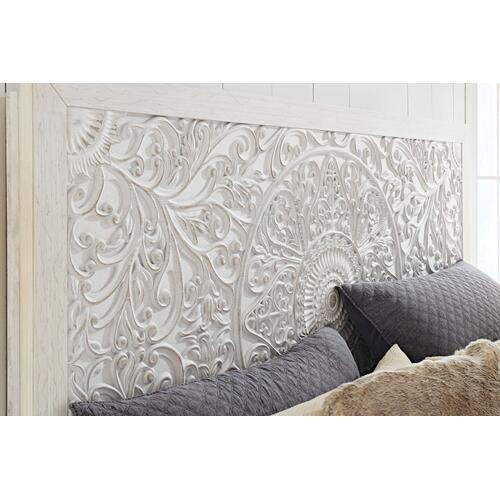 Signature Design By Ashley - Paxberry King Panel Headboard