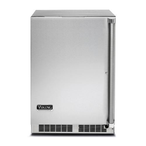 "Viking - 24"" Solid Door Undercounter Refrigerator - VRUO"