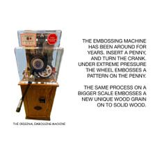 The Original Embossing Machine