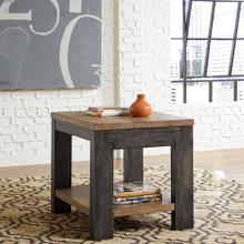 View Product - Rect End Table