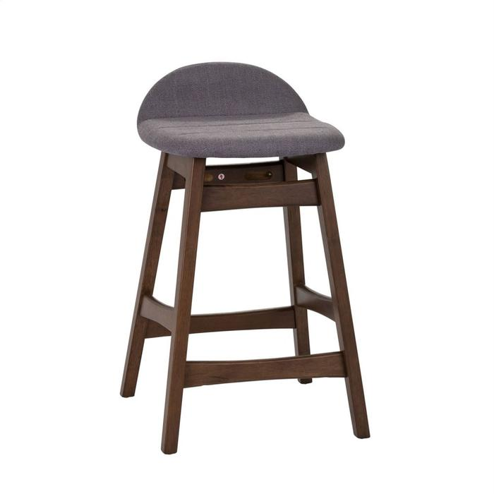 24 Inch Counter Chair - Grey (RTA)