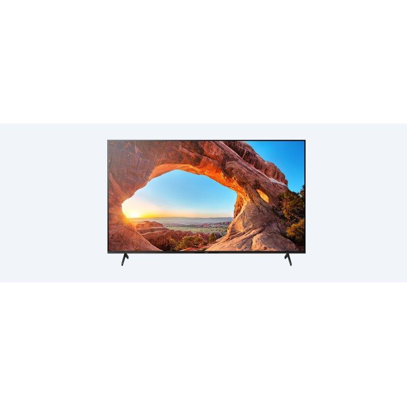 X85J  4K Ultra HD  High Dynamic Range (HDR)  Smart TV (Google TV)