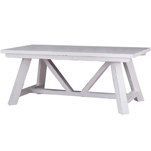 Gallery - Bankside Trestle Dining Table 6 w/ out Grooves