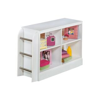 See Details - Lulu Loft Bookcase With Ladder