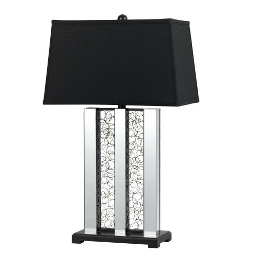 150W 3WAY MIRROR / RESIN TABLE LAMP