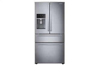 24.7 cu.ft French Door Refrigerator with Twin Cooling Plus™ in Stainless Steel