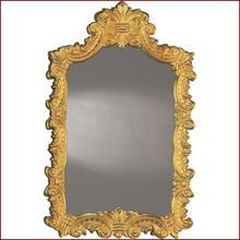 Mirror W1201 Brass