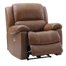 Product Image - E1716 Xan Pwr Chair 177136lv Peanut Brown
