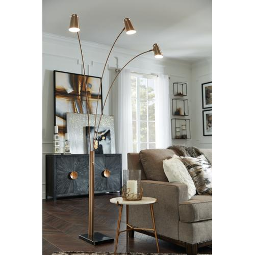 Colldale Arc Lamp