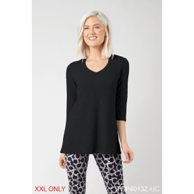 Unchained Waffle Kind of Day Top - XXL (2 pc. ppk.)
