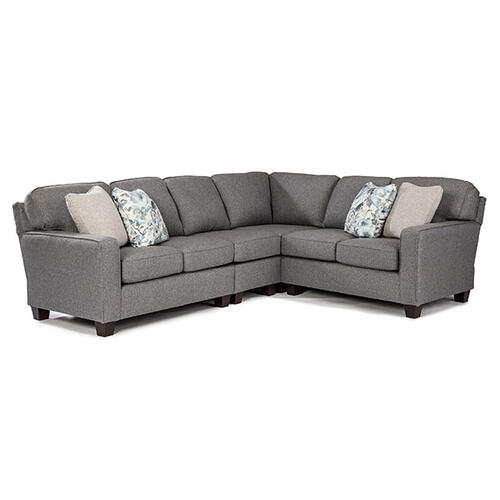 ANNABEL SECTIONAL 2 Stationary Sectional