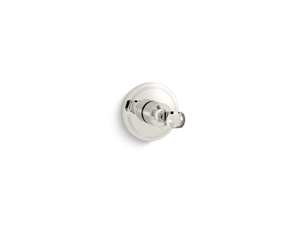 Fixed Wall Bracket - Nickel Silver