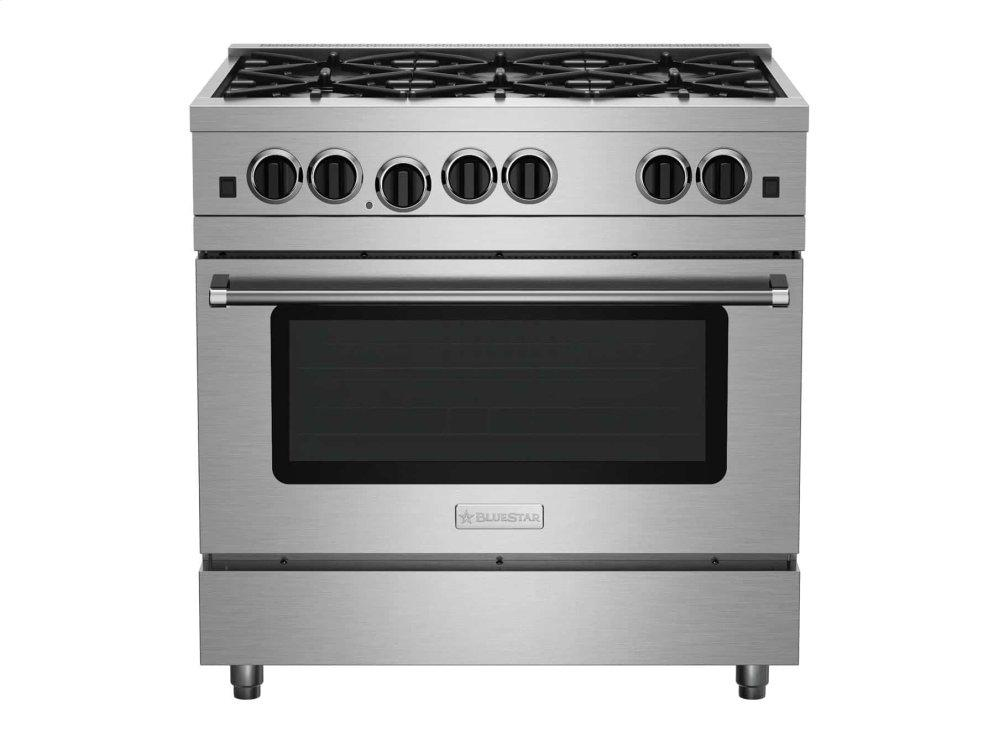 "Bluestar36"" Culinary Series (Rcs) Sealed Burner Range"