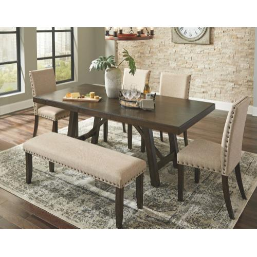 Signature Design By Ashley - Rokane Dining Extension Table