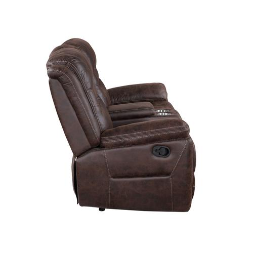 Gallery - Stetson Manual Reclining Console Loveseat