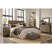 View Product - King/california King Panel Headboard With Dresser