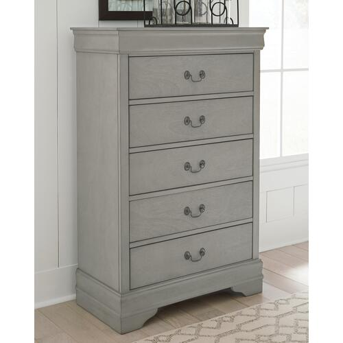 Signature Design By Ashley - Kordasky Chest of Drawers