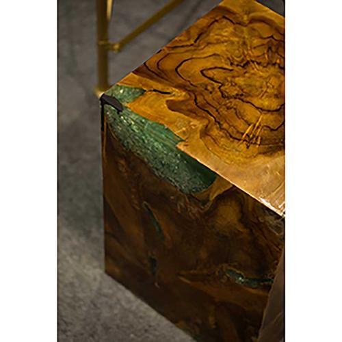 A & B Home - Decorative Stool