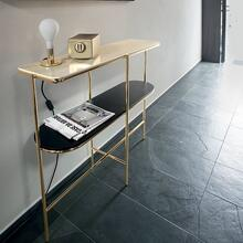 Non-extending console table