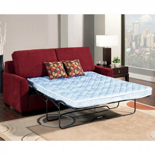 Furniture of America - Twin-size Winlove Sleeper Sofa