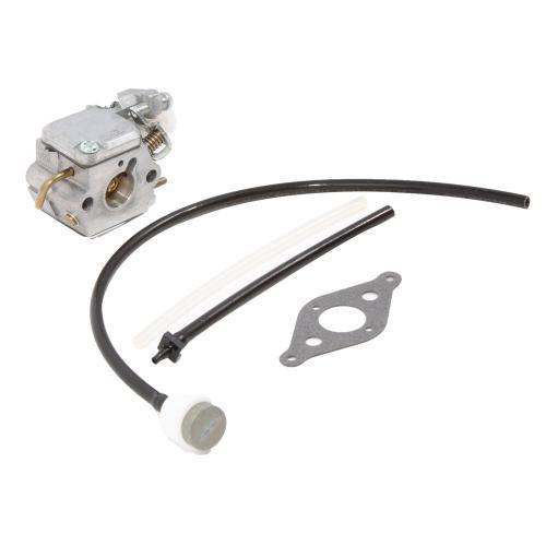 Carburetor W/Fuel Lines