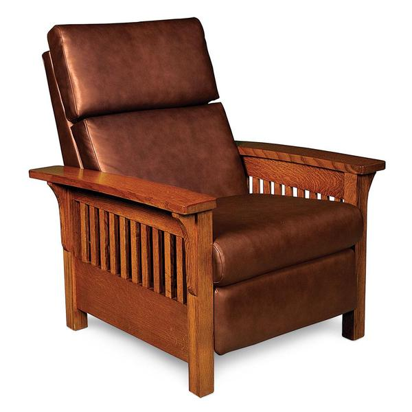 See Details - Grand Rapids Recliner, Standard / Fabric Cushions