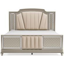 Chevanna King/california King Upholstered Panel Footboard