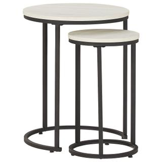 See Details - Briarsboro Accent Table (set of 2)