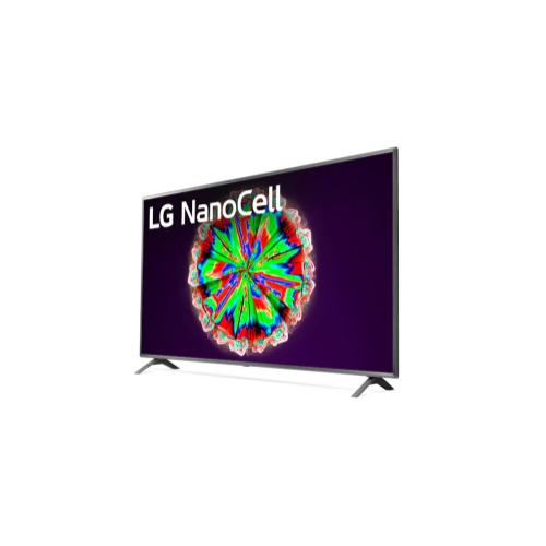 LG NanoCell 80 Series 2020 75 inch Class 4K Smart UHD NanoCell TV w/ AI ThinQ® (74.5'' Diag)