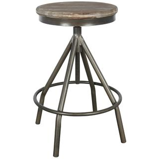 See Details - Porter Round Counter Stool Misty Mocha