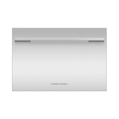 Integrated Single DishDrawer Dishwasher, Sanitize