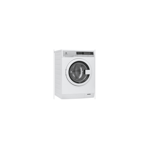 Electrolux - Compact Washer with IQ-Touch® Controls featuring Perfect Steam™ - 2.4 Cu. Ft.